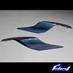 YZF-R1 15-年用 ブルーカーボン シートサイドカウル BL-NE-YA-R1-10