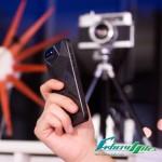 カーボンiPhone5ケース